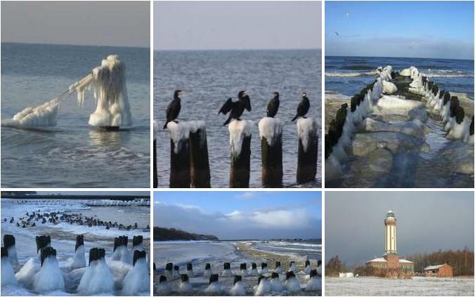 Ostsee Urlaub im Winter