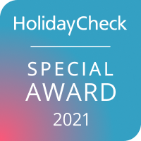 Holidaycheck award2021